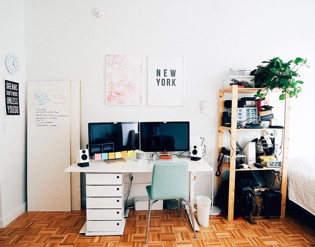 Todays featured workspace and home office desk setup is by ...
