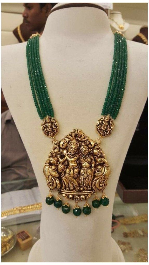 radha krishna jewellery necklaces
