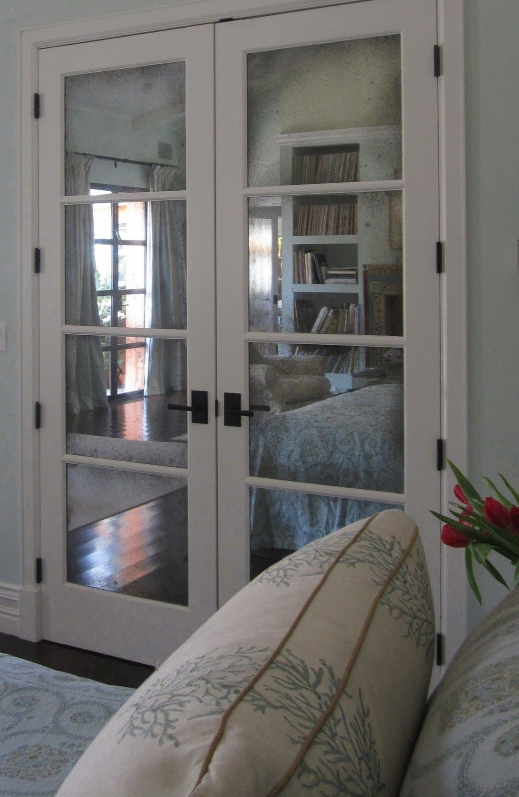 FR: Doors For Closets From Inspired Wives: Interesting Interior Doors