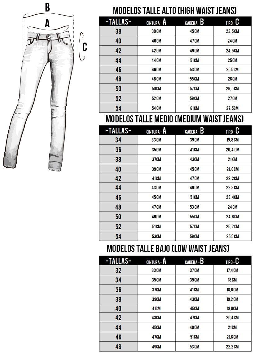 Informacion tallas mujer | moldes | Pinterest | Tabla de medidas ...