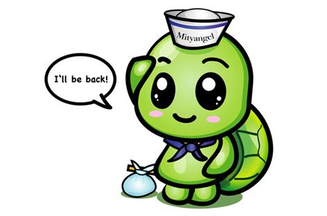 DeviantArt More Like Toshi the Turtle Chibi by KMCgeijyutsuka