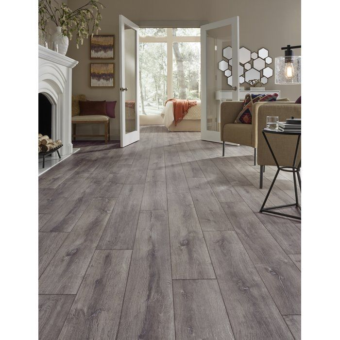 Revolution Wide Plank 8 X 51 X 12mm Oak Laminate Flooring Oak Laminate Flooring New Homes White Oak Floors