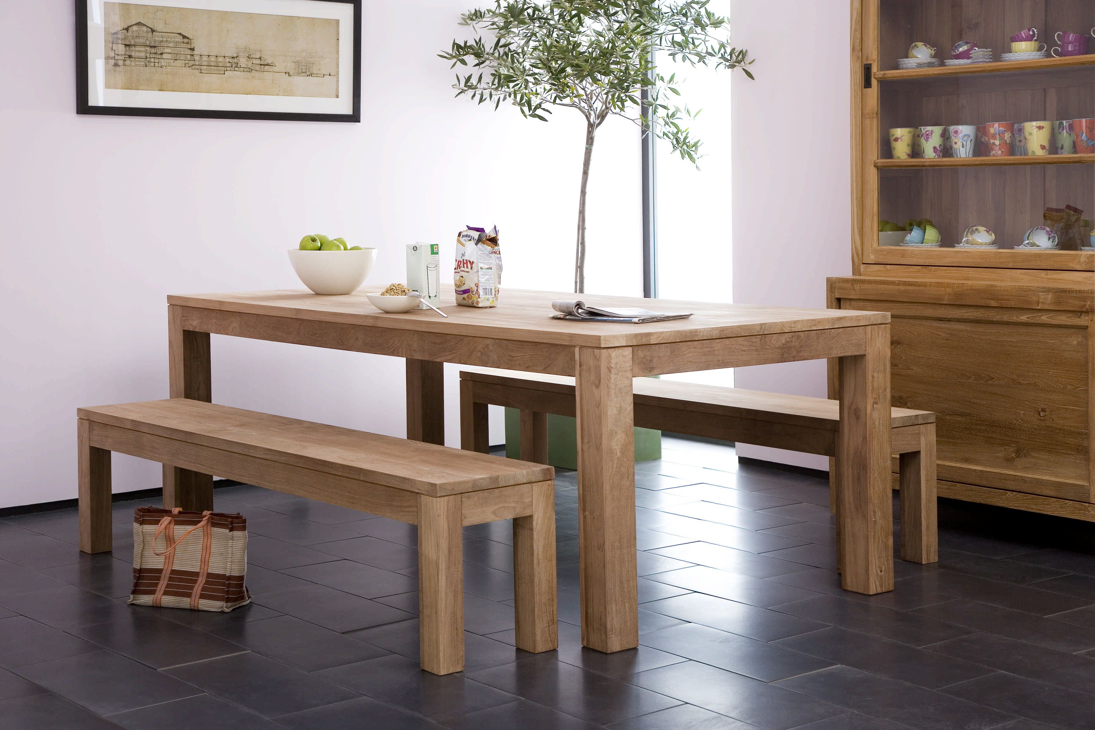 seat and top chairs large set table for benches with dining against farmhouse bench killer ikea tables corner dinner breakfast rustic seating wall small room kitchen narrow