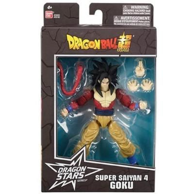 Dragon Ball Super Dragon Stars Super Saiyan 4 Goku Action Figure
