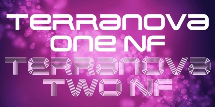 terranova one nf font free download