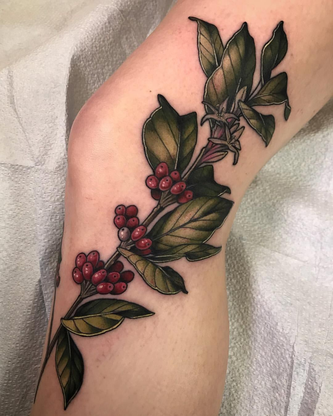 best floral tattoo artists bay area