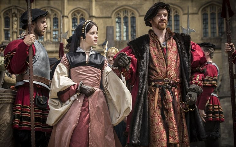 Will the PBS series 'Wolf Hall' tarnish St. Thomas More's halo? | National Catholic Reporter