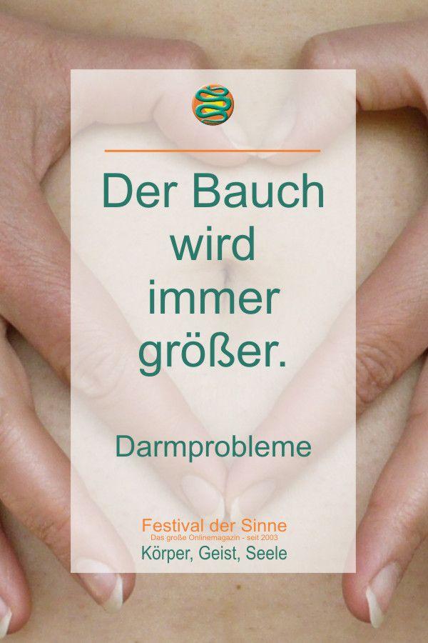 Darmprobleme: Der Bauch wird immer größer | Leber ...