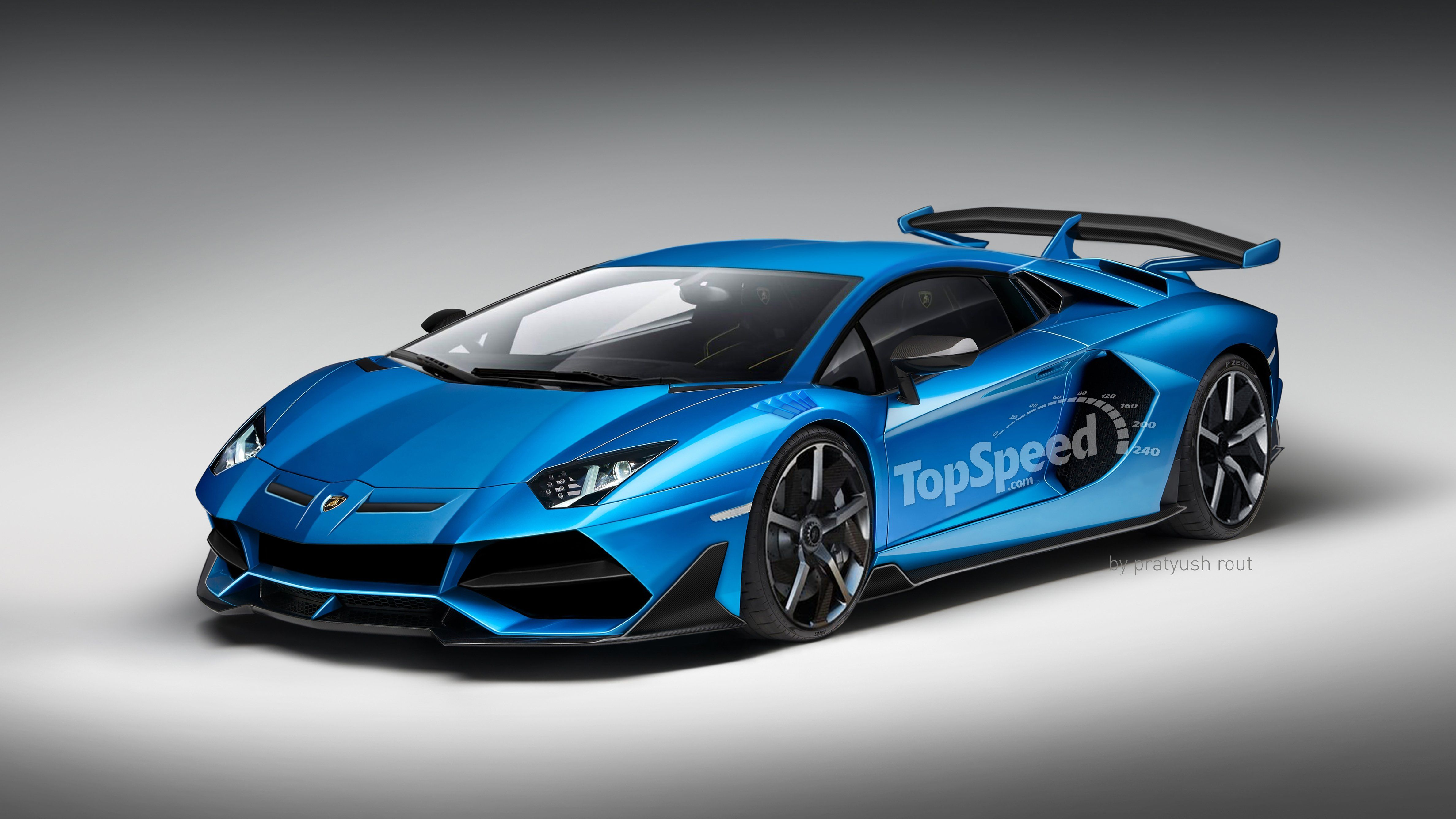 Lamborghini To Apparently Launch Aventador Svj With Nurburgring Lap