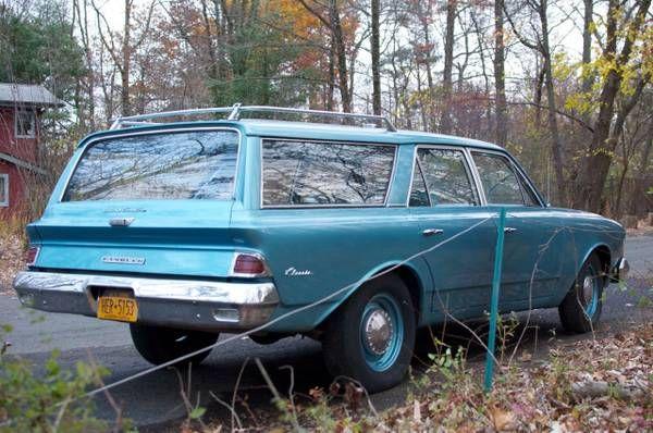 32+ 1963 rambler station wagon Full HD