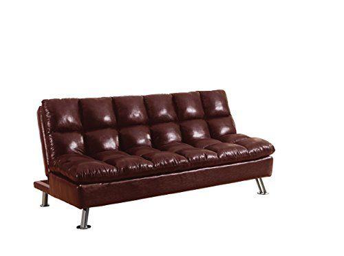 Best Acme Tayte Adjustable Sofa Burgundy Want Additional Info Click On The Image Retro Sofa 400 x 300