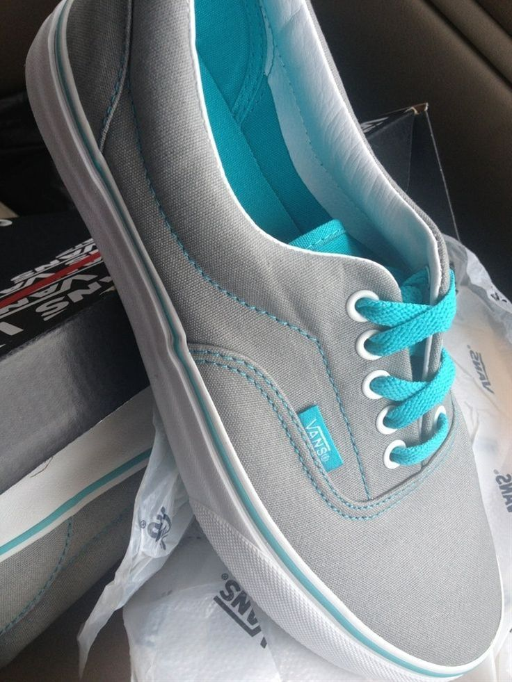 Cute for casual about town shoes Grey Vans 4b7a7ce99db