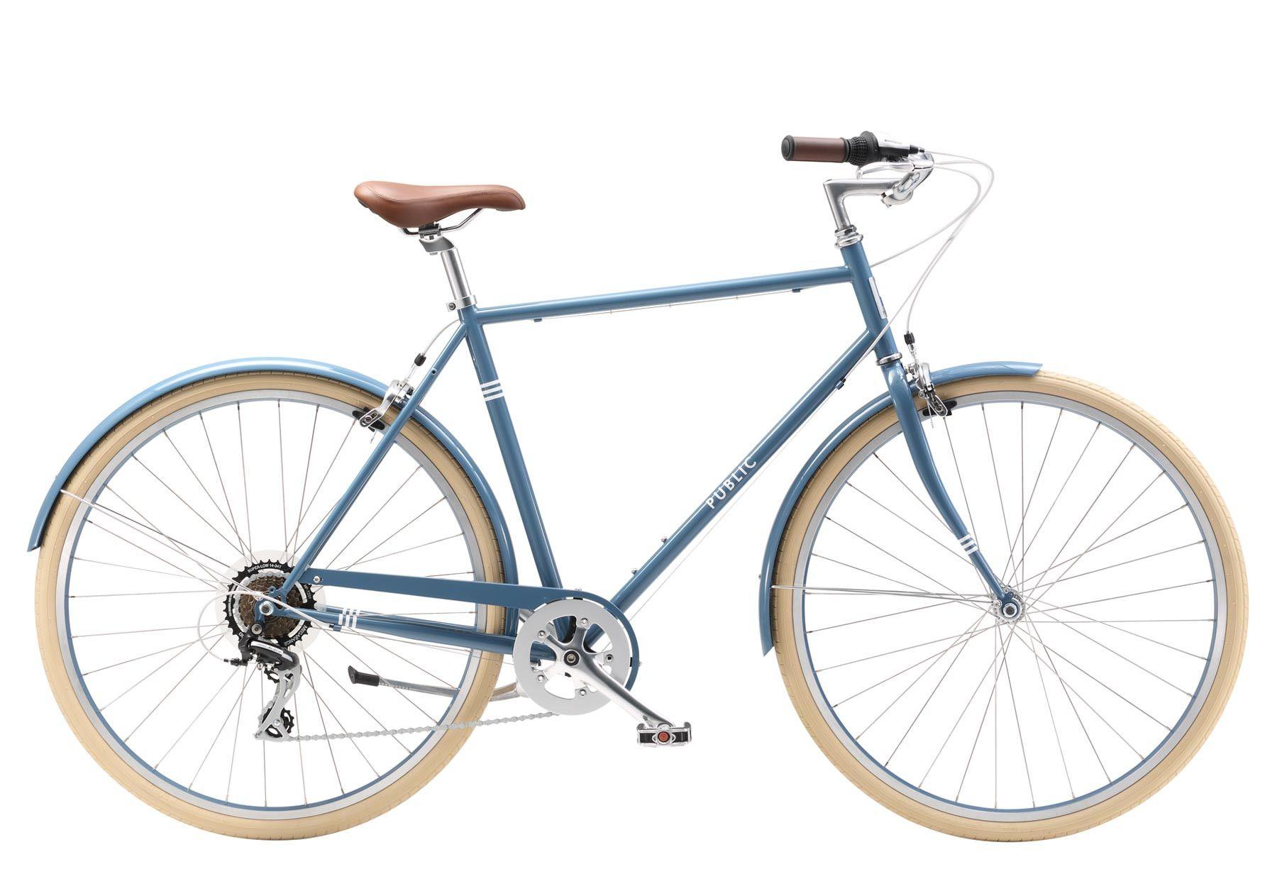 Public V7 Commuter Bike Cool Bikes Bike