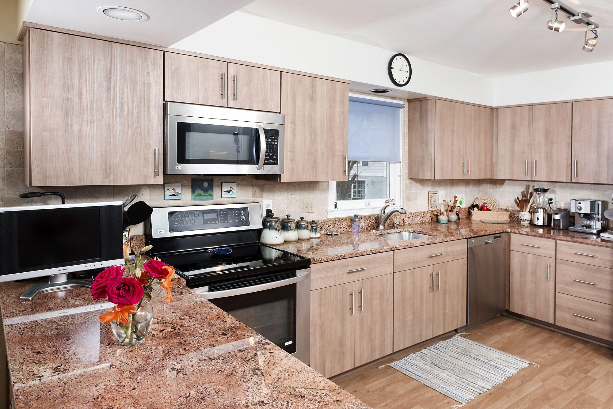 rockville md kitchen refacing kitchen cabinets kitchen on kitchen cabinets vertical lines id=72828