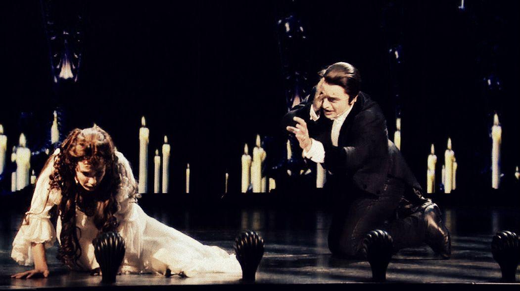 christine phantom of the opera 25th anniversary