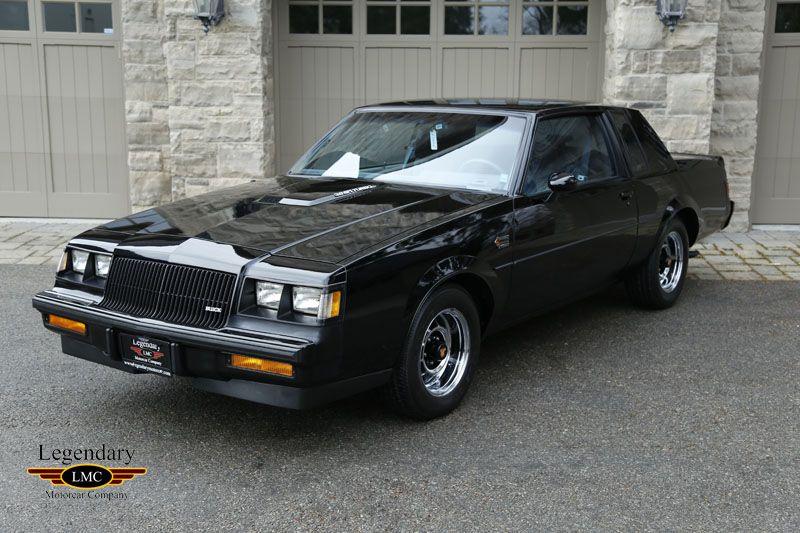1987 Buick Grand National Buick Grand National 1987 Buick Grand National Grand National