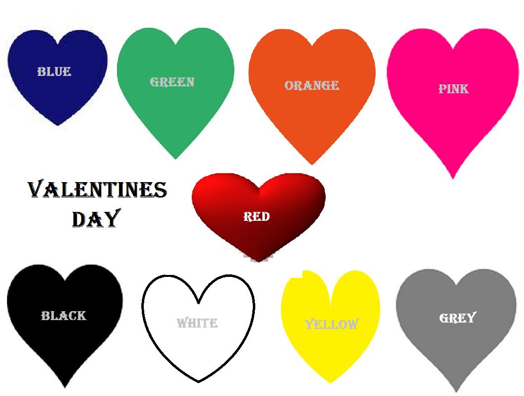 Valentines Day Dress Code, Valentineu0027s Day Dress Colour Codes, Valentines  Day Dress Codes Meaning