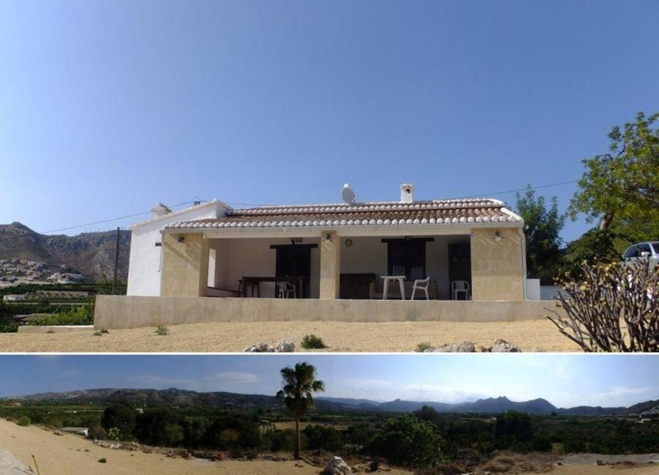 Finca In Beniarbeig 4 Beds 3 Baths 249 000 Beniarbeig Finca Property Modern Rustic House Styles