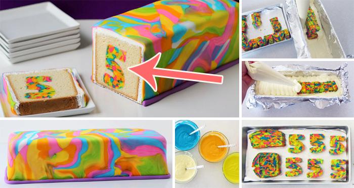 Došli Vám sviečky v tvare čísla, ktoré ste chceli zapichnúť do torty alebo koláčika pre oslávenca? Nezúfajte! Pripravili sme si pre Vás skvelý nápad, ako to vyriešiť. Prekvapenie v podobe počtu rokov si nájde oslávenec vo vnútri, po rozrezaní torty.