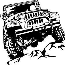 Resultado De Imagem Para Jeep Clip Art ศ ลปะบนกำแพง การออกแบบ