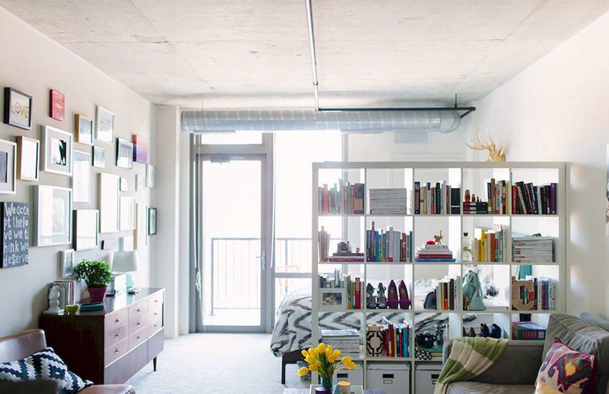 Gorgeous amazing room divider ideas for small spaces