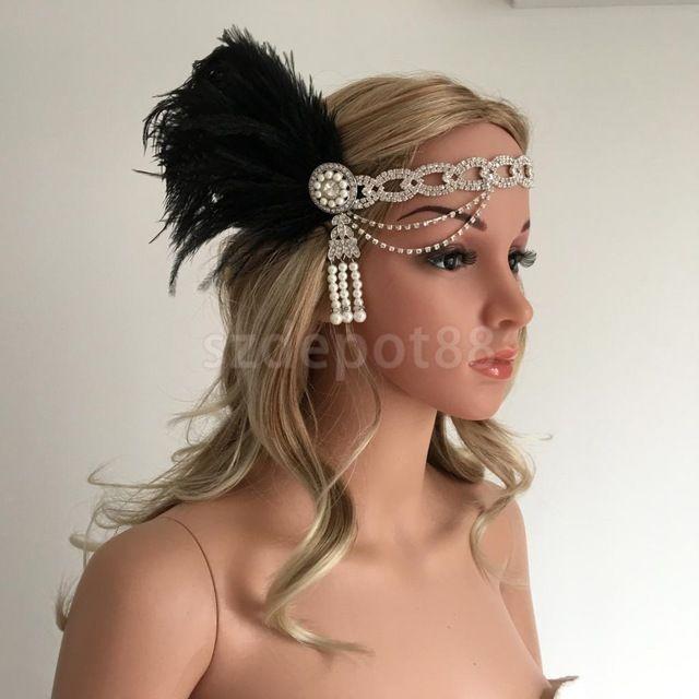 gatsby hoofdband