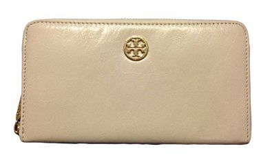 Leather Zip Around Wallet - AT HAMPTONS ZIP WALLET by VIDA VIDA D3xqllWt