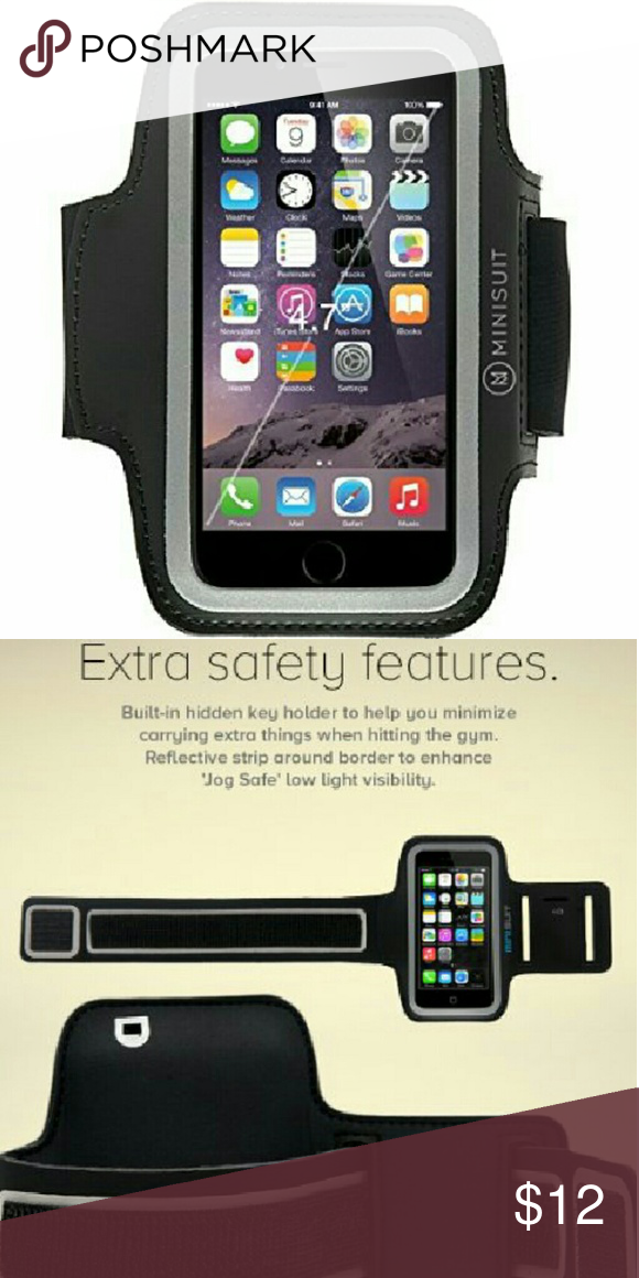 newest 2d9d9 73f2b iPhone 6 plus workout armband Brand new, holds you phone on your arm ...