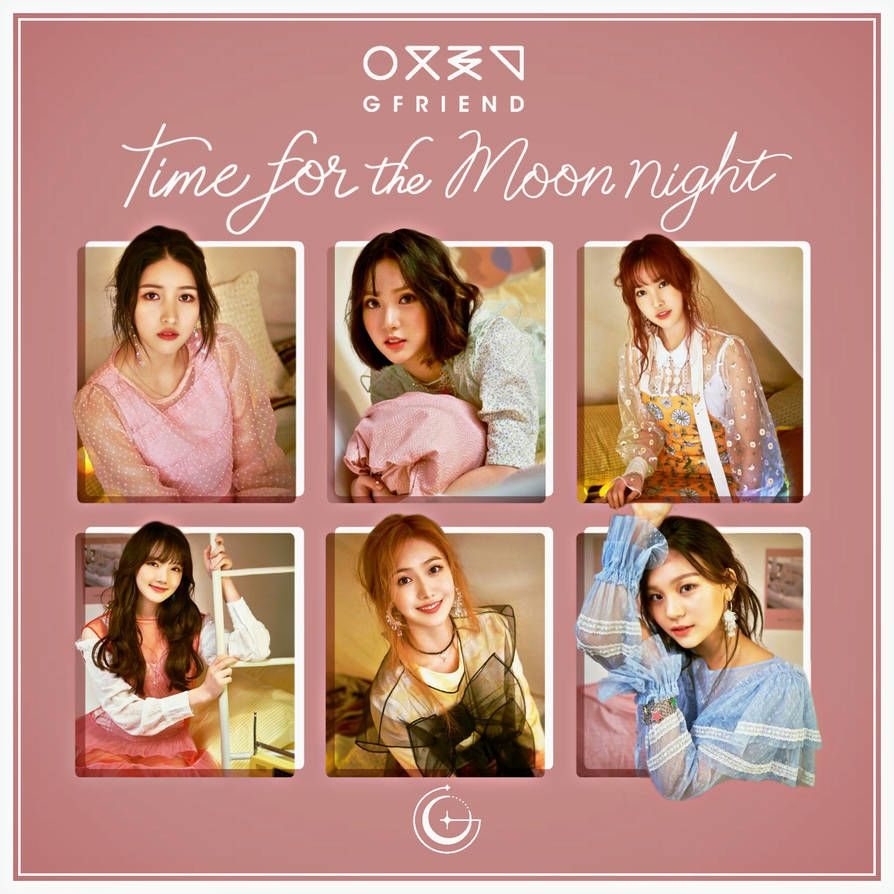 GFRIEND TIME FOR THE MOON NIGHT album cover #3 by LEAlbum