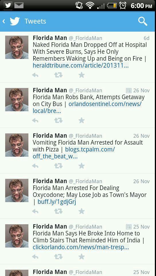 Do you even FloridaMan?!