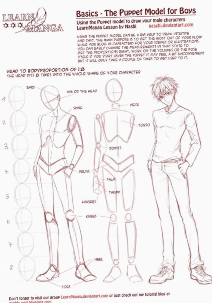 Anime Poses Male Manga Boy #bnhacosplay # ...
