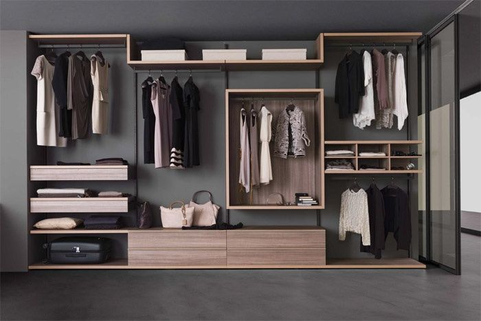 Presotto Cabina Armadio Varius Free | Lartdevivre   Arredamento Online ·  Walk In ClosetMaster ClosetCloset IdeasWardrobe ...