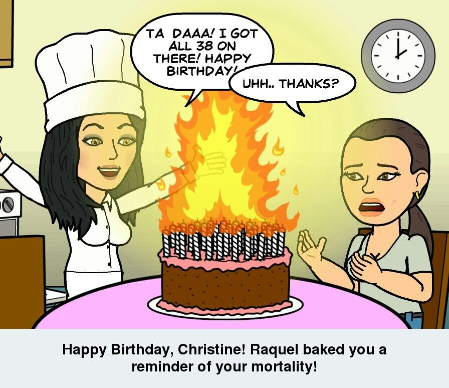 Sister's birthday!