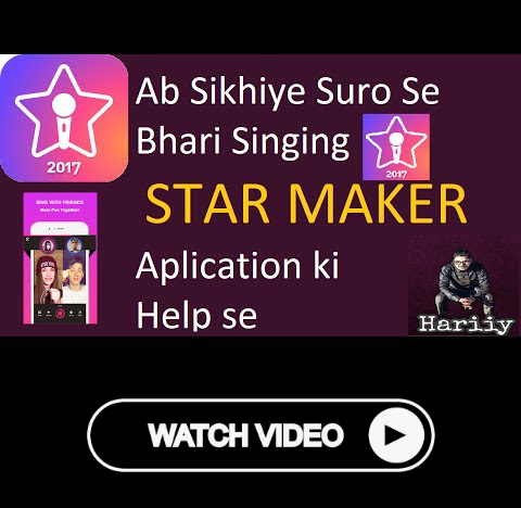 {Best App}Learn Singing By Starmaker App In Android 2017
