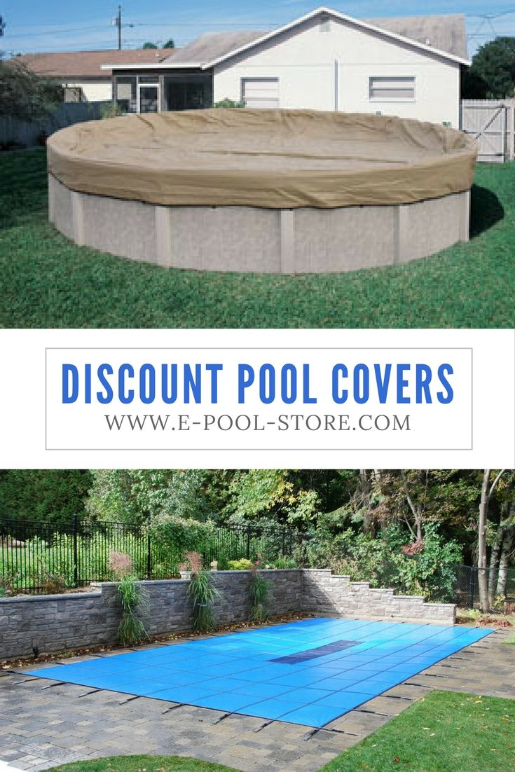 Winterize Your Pool With The Experts At National Discount Pool