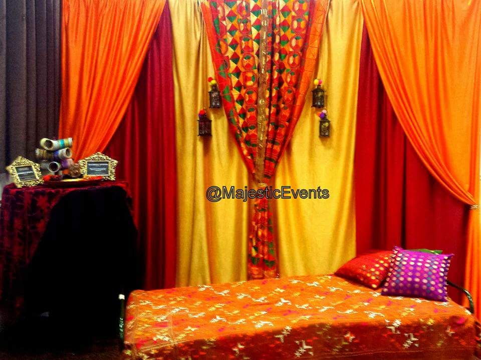 Indian Wedding Home Jaggo Sangeet D Cor