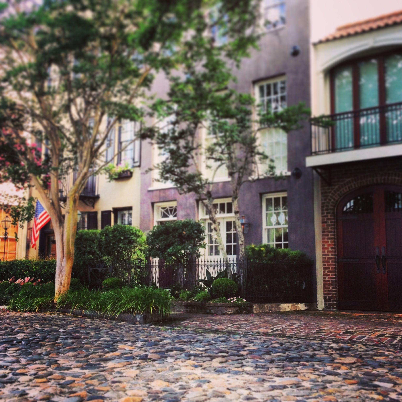 Charleston Sc Homes: Cobblestoned Streets Full Of History. Adgers Wharf