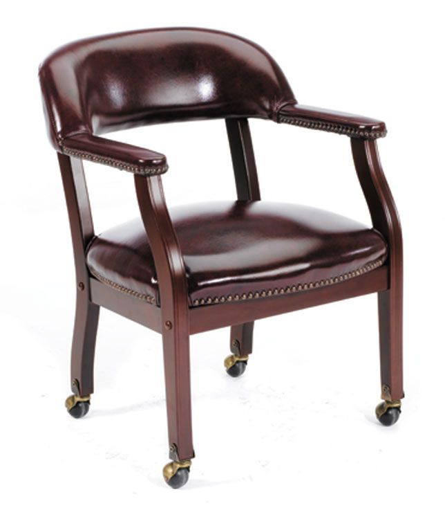 Buy Cheap Guest Chair with Casters by BOSS Office Chairs ...