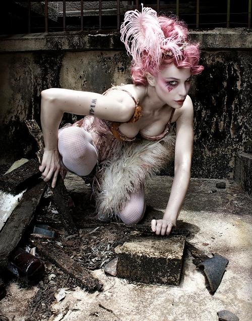 Emilie Autumn- the queen of Victorian rock