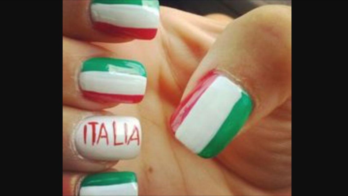 Italy based nails | Nail design | Pinterest | Italy, Make up and ...