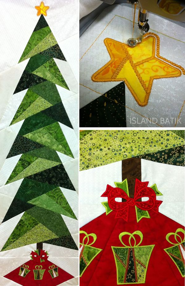 Rim The Tree By Cindi Edgerton This Fun Pattern Can Be