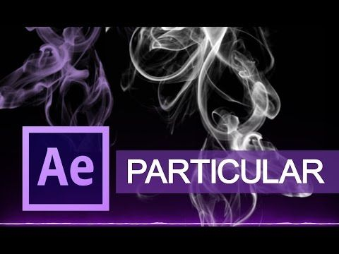 Particular Smoke Tutorial Ultra Realistic Youtube With