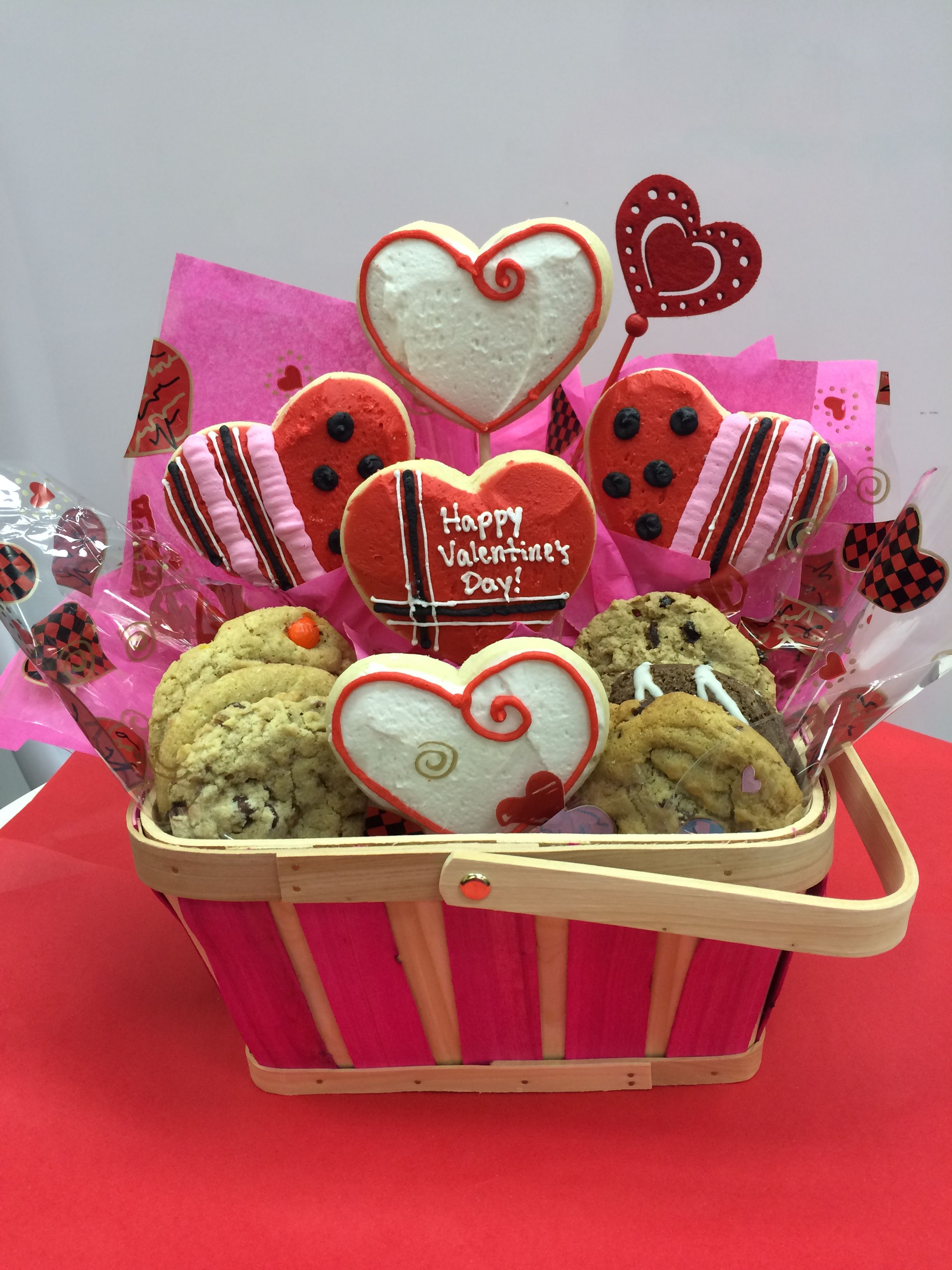 Delicious assortment of sugar cookies and gourmet cookies