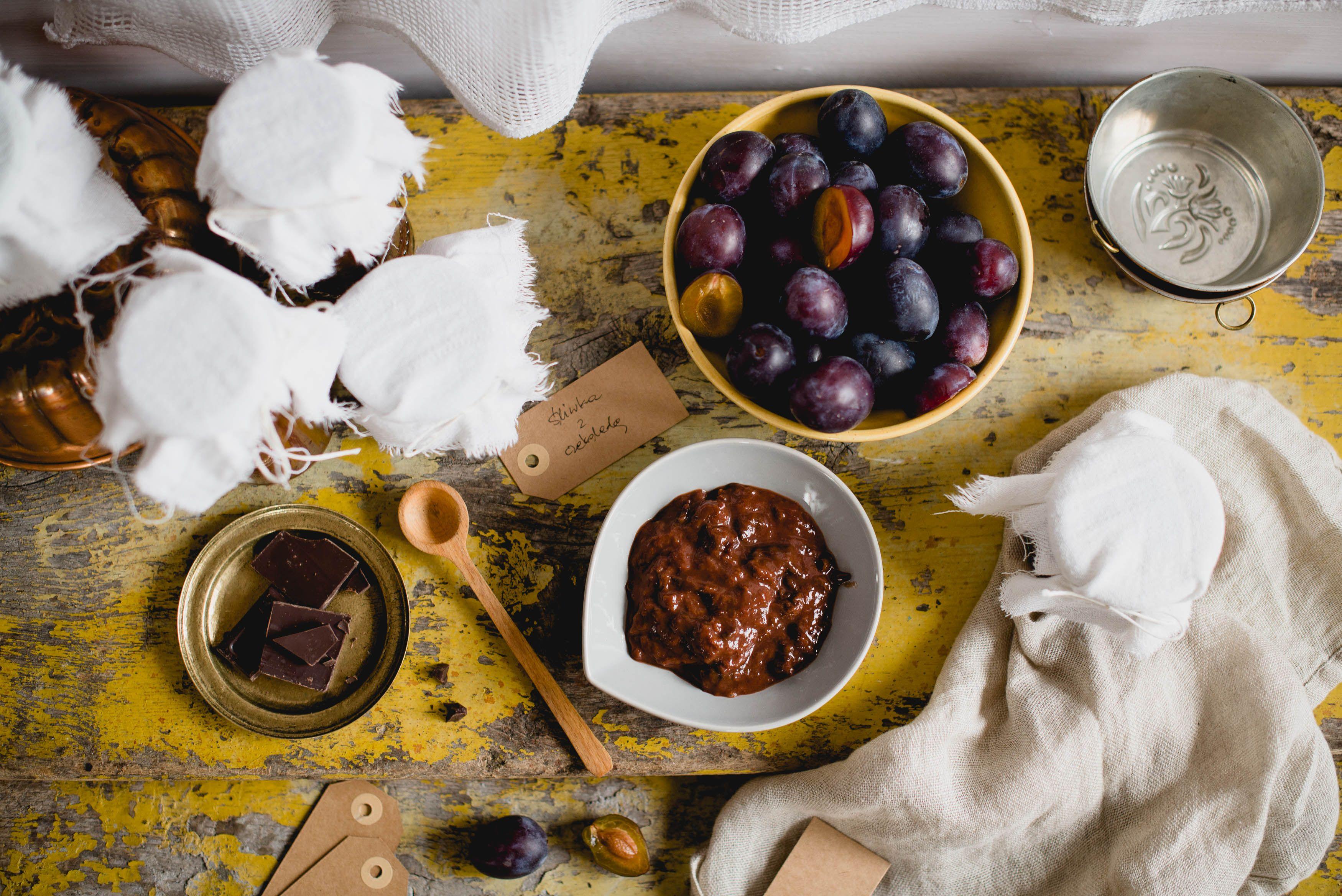 Powidła śliwkowe z madeirą i czekoladą – Lifetime Arena – informacje kulturalne, moda, inspiracje