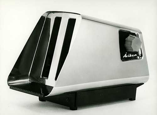 1960s Toaster With Bread ~ Toaster Åviken ´s by rune monö retro pinterest