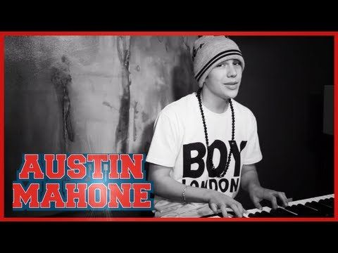 Austin Mahone Say Youre Just a Friend Piano Version