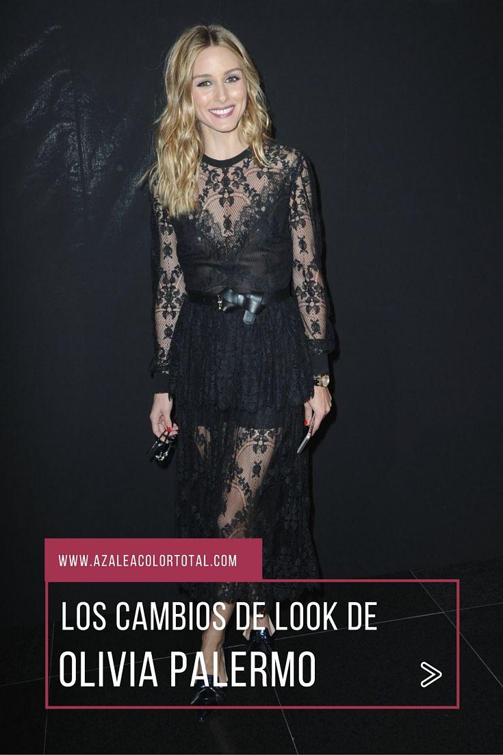 ¿Sabías que Olivia Palermo es realmente castaña? ¿Recuerdas cómo la conocimos? Repasamos los cambios de look desde 2008 hasta 2016 de Olivia Palermo. ¡No te los pierdas!