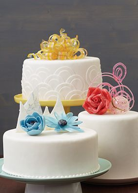 Master Sugar Art Class At The Wilton School Of Cake Decorating And