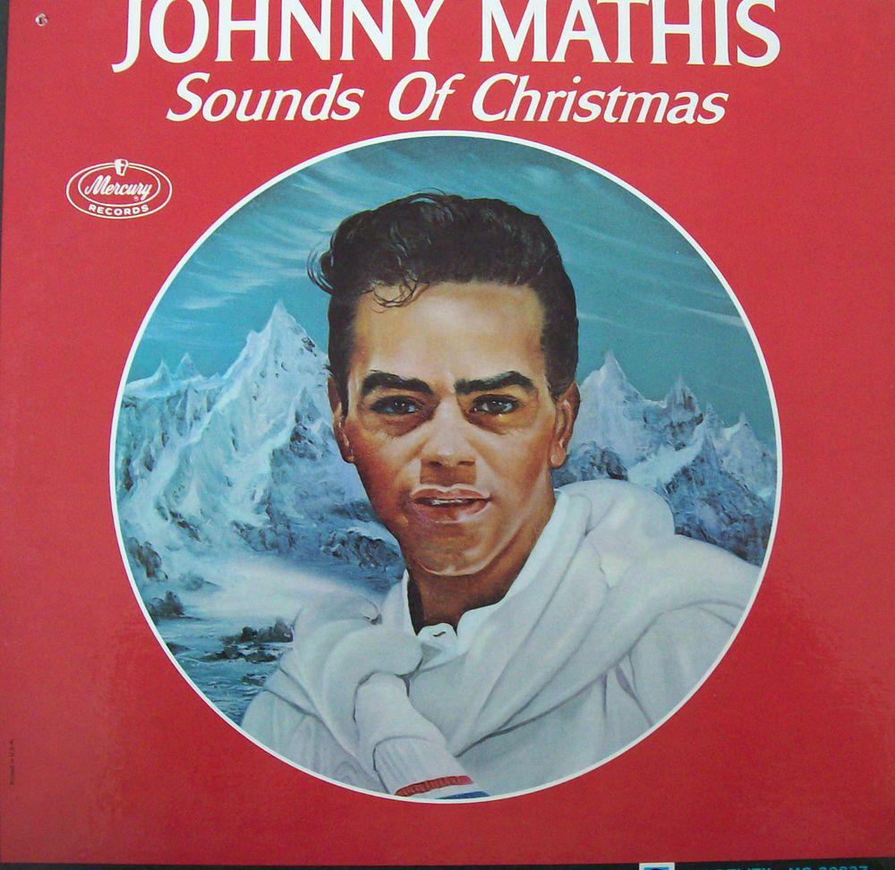 JOHNNY MATHIS \