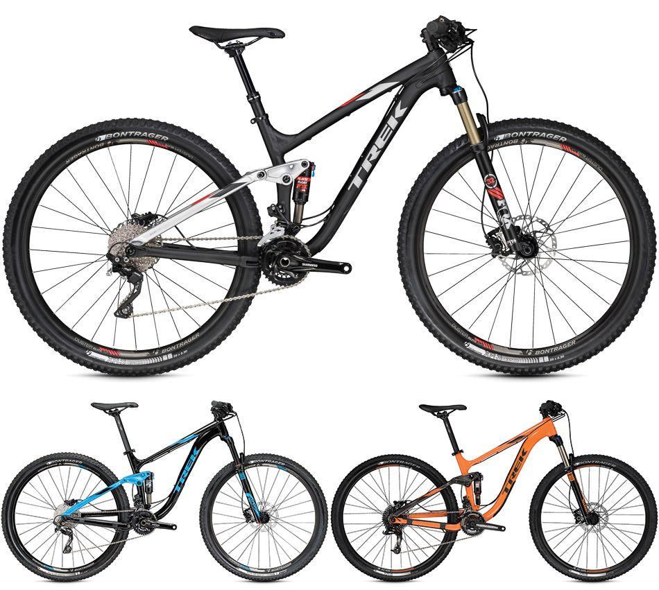 Trek Fuel Ex 8 2016 Bike Magazine Mountain Bike Trails Cycling Bikes
